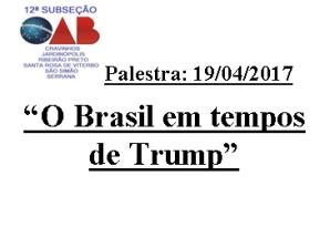 Dr. Caio Gracco Pinheiro Dias