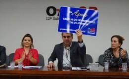 Conselho estadual aprova tabela de diligência, luta de anos da CEAJovem da Subseção