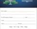 Ficha de inscrição da 4°  Copa Integração da Advocacia