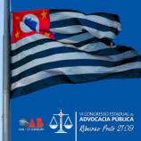 Subseção realizou o VI Congresso Estadual da Advocacia Pública