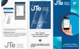 Aplicativo Justiça do Trabalho Eletrônica (JTe) do TRT15 permite consulta de processos e até conciliação pelo celular