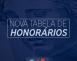 OAB SP publica tabela de honorários atualizada com tabela de honorários de diligência inclusa