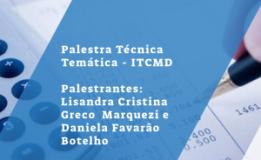 Palestra Técnica Temática – ITCMD